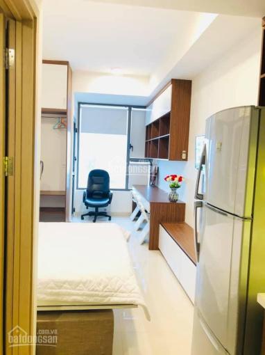 Bán căn hộ River Gate 1PN - tầng 10 - nắng sáng - full nội thất như hình. Kèm HĐ cho thuê ảnh 0