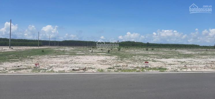Bán đất gần Hồ Tràm giá tốt nhất thị trường 9tr7/m2 sẵn 100m2 thổ cư, MT 12m, chính chủ, sổ sẵn ảnh 0
