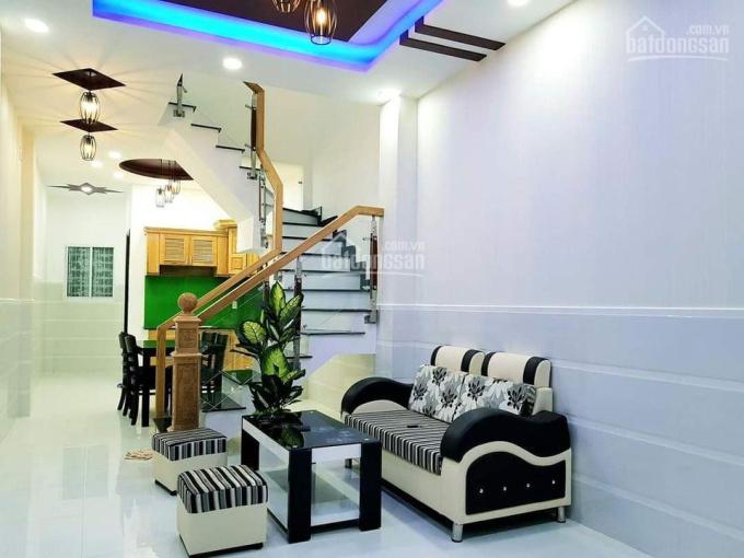 Cần bán nhanh căn nhà 1 sẹc đường Trương Đặng Quế GV, 48m2, cách Phạm Văn Đồng 500m, sổ hồng riêng ảnh 0