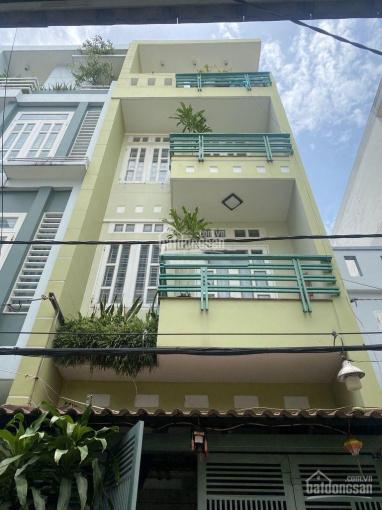 Bán nhà hẻm xe hơi đường Huỳnh Thiện Lộc, Hòa Thạnh, Tân Phú, 4x12m, 1 trệt 1 lửng 3 lầu ảnh 0