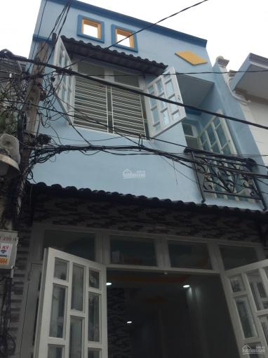 Nhà 1 trệt 1 lầu kênh 26/3 Bình Tân giá 5.5 tr/th ảnh 0