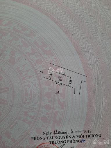 Chính chủ bán nhà mặt đường Lai Xá, lô góc, đường ôtô tránh, KD, 60m2 MT 11.5m làm 3CH cho thuê ảnh 0