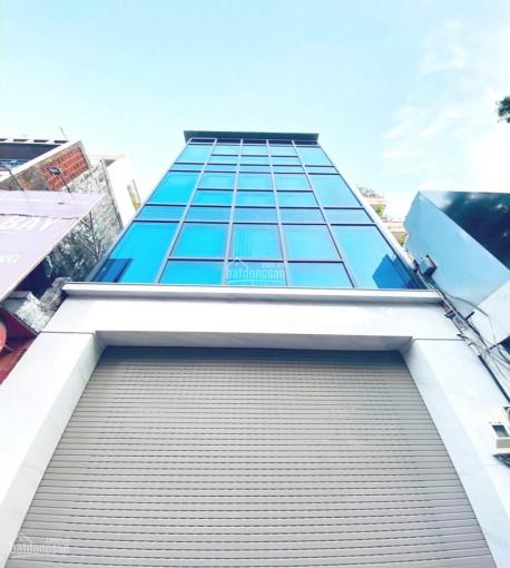 Bán nhà ngay góc Điện Biên Phủ - Bàn Cờ, Q3, 4x15m, trệt 4 lầu, vuông vức, nhà rất mới ảnh 0