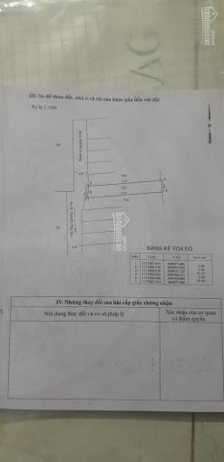 Nhà 1 trệt 2 lầu đường Nguyễn Văn Tạo, Long Thới, Nhà Bè ảnh 0