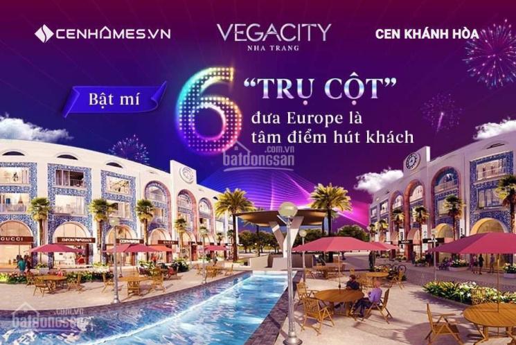 Mở bán 32 căn shophouse sát biển trung tâm siêu dự án Vega City Nha Trang vừa ở và kinh doanh 24/7 ảnh 0
