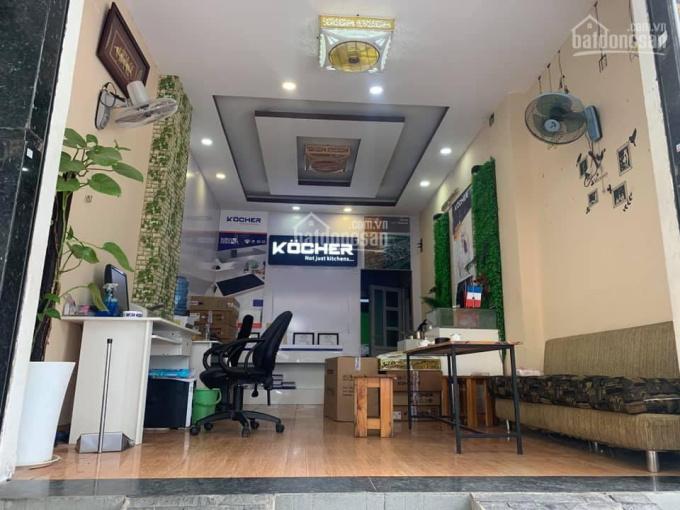 Nhà mặt tiền khu biệt thự Hoàng Hoa Thám, Tân Bình, 7 tầng thang máy, ngang 6,6m, thu nhập 100tr/th ảnh 0