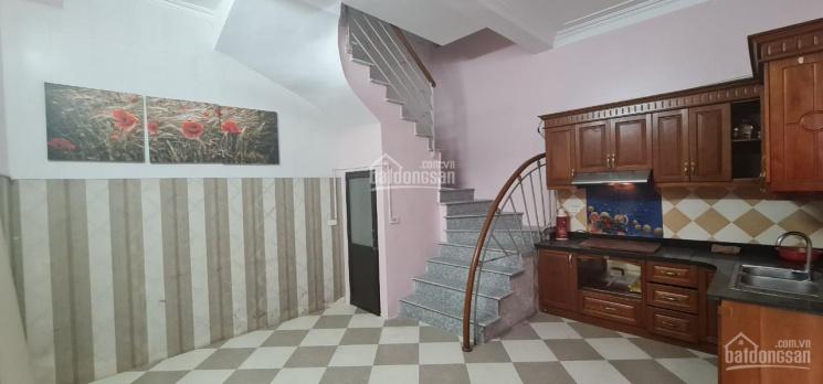 Cho thuê nhà vực Kim Giang=30m2 x 4 tầng, 3 phòng ngủ, giá thuê 6tr/tháng ảnh 0