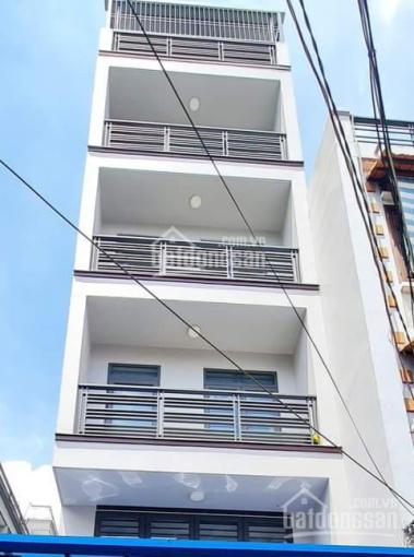 Bán nhà, sát MT Trường Sơn, Tân Bình, hẻm 7m, 6 tầng thang máy, cho thuê 60tr/th, 105m2, 26 tỷ - TL ảnh 0
