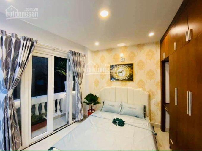 Nhà Nguyễn Vân Lượng Gò Vấp DT 51m2, 4 tầng, đẹp lung linh, nhà mới 100%. Chỉ 6 tỷ 25 ảnh 0
