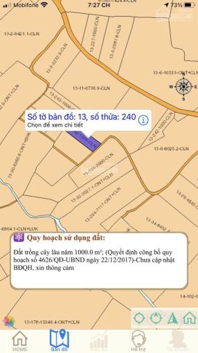 Bán đất Lâm San, Cẩm Mỹ, Đồng Nai. Diện tích 1000m2, giá siêu rẻ, sổ đầy đủ, giao dịch nhanh. ảnh 0