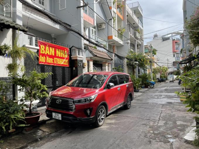 Bán nhà 3 lầu - DTSD 182.4m2 thông Cư Xá Phú Lâm B phường 13, Quận 6, nhà đẹp bán nhanh giá tốt ảnh 0