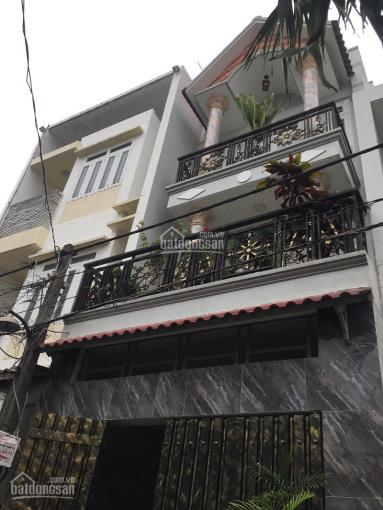 Bán nhà 1 trệt 3 lầu 4x16m giá 4.55 tỷ (TL), đường 5m Tân Chánh Hiệp 10 P. TCH, Q12. LH: 0933805479 ảnh 0