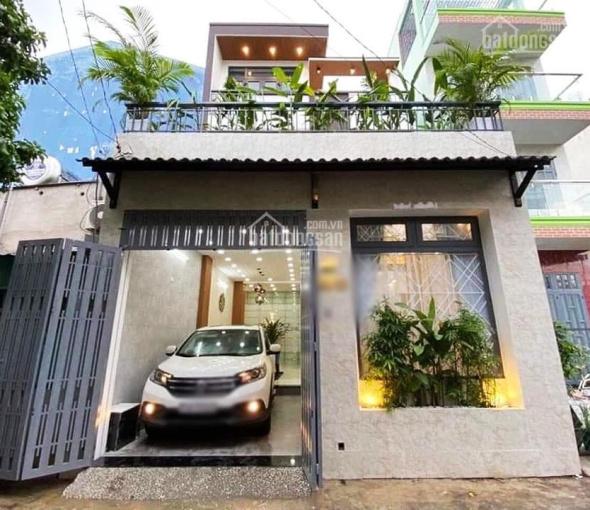 Kẹt tiền bán gấp nhà ngay Quốc lộ 13, Hiệp Bình Phước, ô tô ngủ trong nhà, DT 100m2, giá chỉ 8,7 tỷ ảnh 0