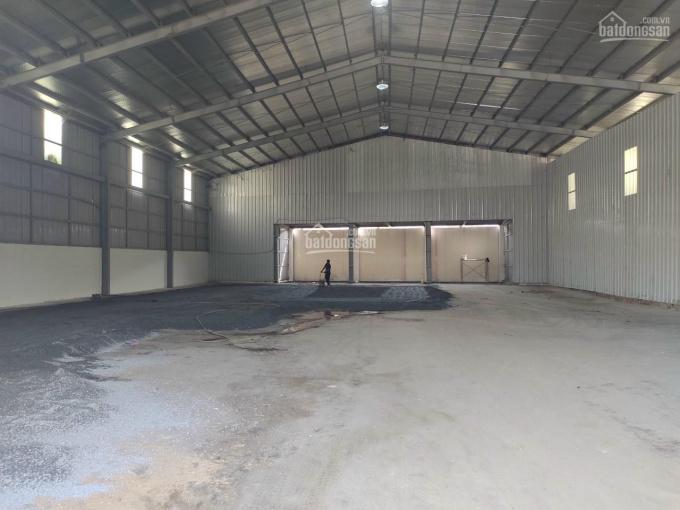Cho thuê kho xưởng 800m2 mặt tiền đường không cấm container gần cầu Bến Cát, Q. 12 ảnh 0