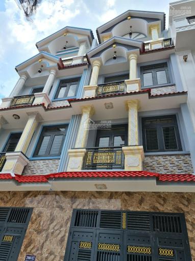 Nhà 2 Lầu + 4PN hẻm 5m, giá 2.35 tỷ, kế bên trường THCS Hồ Văn Long ảnh 0