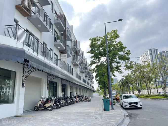 Cho thuê shophouse dự án The Manor Central Park Nguyễn Xiển, giá thuê tầng 1 12tr/tháng ảnh 0