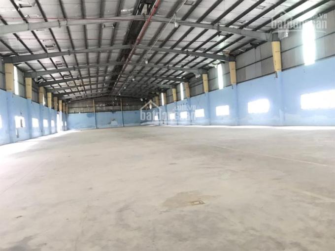 Cho thuê kho xưởng 3000m2 container đỗ sân mặt tiền đường Nguyễn Ảnh Thủ, Q. 12 ảnh 0