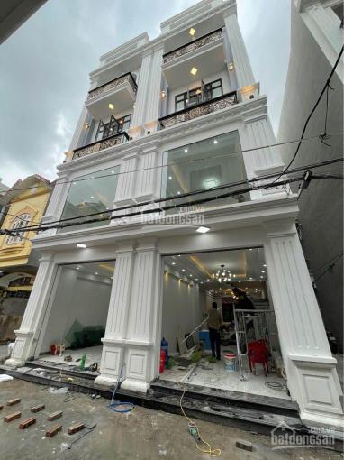 Nhà 4 tầng ô tô đỗ cửa tại Văn Cao - Hải Phòng ảnh 0
