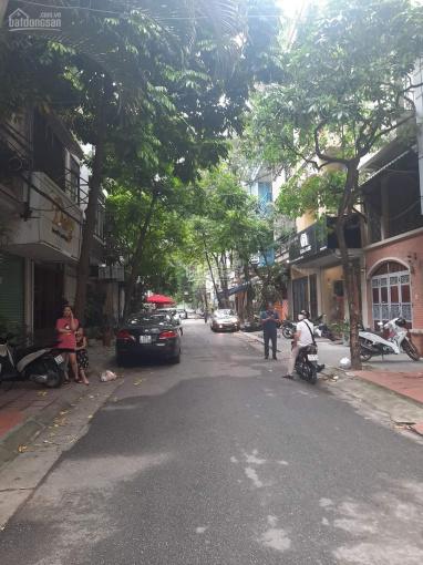 Cần bán tòa nhà MP Đỗ Quang, DT 110m2x8T, MT 7m, giá 58 tỷ ảnh 0