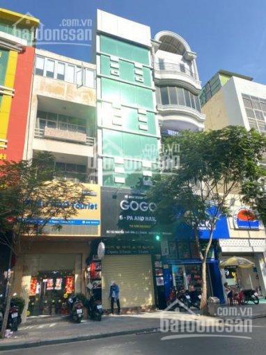Bán nhà mặt tiền Cô Giang, P. Cô Giang, Quận1 DT: 8,2x20m, GPXD: Hầm, 8 lầu, ST, 62 tỷ thương lượng ảnh 0