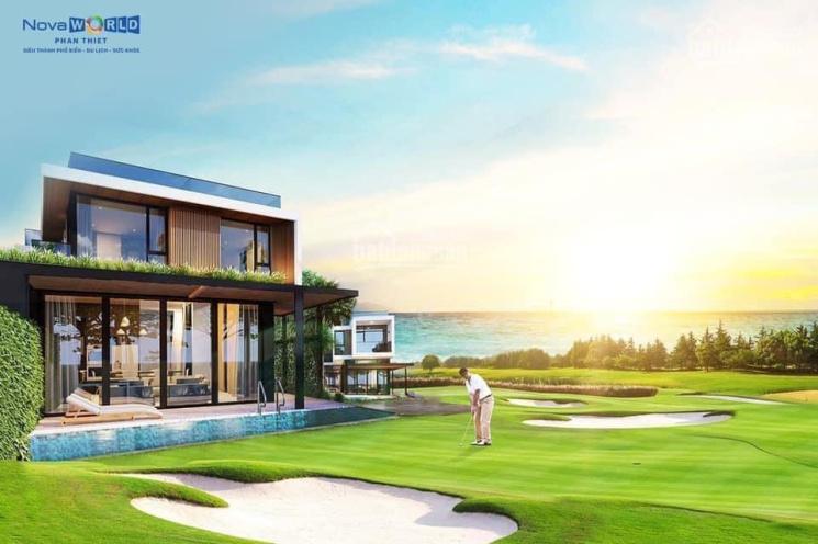 Hot! Biệt thự giữa lòng sân golf PGA, tặng golf Member trị giá tới 1,15 tỷ - Novaworld Phan Thiết ảnh 0