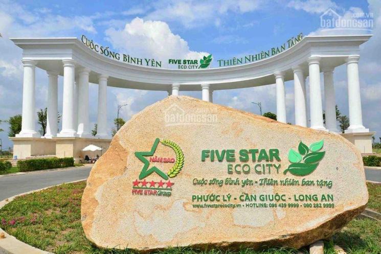 Bán đất nền KĐT Five Star Eco City giá tốt. LH ngay 0907 380 393 ảnh 0