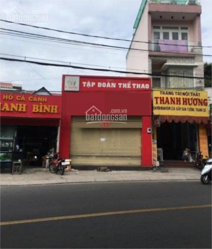 Hungviland bán tòa nhà văn phòng 4 tầng mặt tiền 904 Xa Lộ Hà Nội, chỉ 9 tỷ ảnh 0