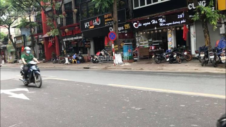 Bán nhà phố MP Tô Hiệu (Nguyễn Phong Sắc). DT 200m2 x 3 tầng, MT 8.4m, giá siêu rẻ nhỉnh 30 tỷ ảnh 0