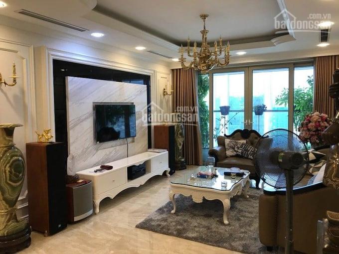 Vô Sài Gòn GĐ bán căn hộ chung cư Mandarin Garden. Căn hộ 168m2, 3PN tầng 20 tòa B2 ảnh 0
