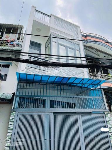 Nhà HXH Phan Văn Hân, P17, Bình Thạnh gần cầu Điện Biên Phủ, 1T 1L sổ riêng DT 45m2 ảnh 0