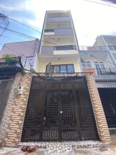Bán nhà trệt lửng 3 lầu Tân Sơn Nhì, Tân Phú giá tốt ảnh 0