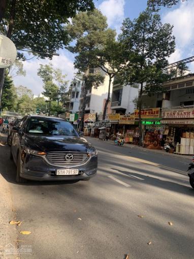 Mặt Tiền Trần Hưng Đạo ngay ngã tư Nguyễn Văn Cừ 4,2x 25m, giá 39,5 tỷ TL ảnh 0