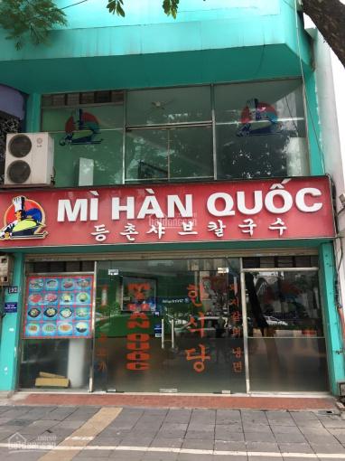 Tôi cần cho thuê nhà mặt phố 192 Trần Duy Hưng, nhà 5 tầng, mặt tiền 6,6m. LH: 0982196202 ảnh 0