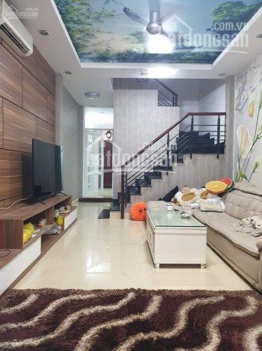 Bán nhà riêng 45m2 2 lầu đường Bùi Đình Túy, gần trường tiểu học Trần Quang Vinh, sổ hồng ảnh 0