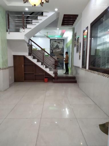 Cho thuê nhà nguyên căn hẻm 6m đường Phan Huy Ích, P. 12, Gò Vấp ảnh 0