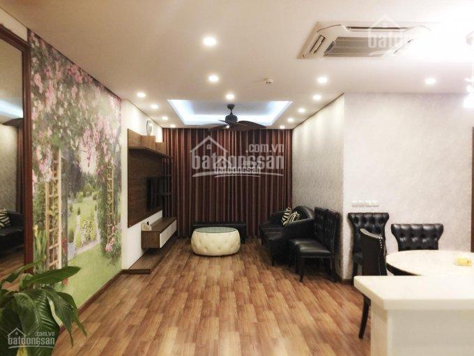 Bán căn hộ 89m2 tầng 12 chung cư CT3 Nam Cường Cổ Nhuế đầy đủ nội thất đẹp, giá 29 triệu/m2 ảnh 0
