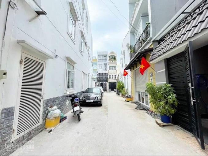 Bán nhà 3 lầu, giá 7 tỷ, đường Nguyễn Thị Định rẽ vào, TP Thủ Đức. LH: 0902126677 ảnh 0