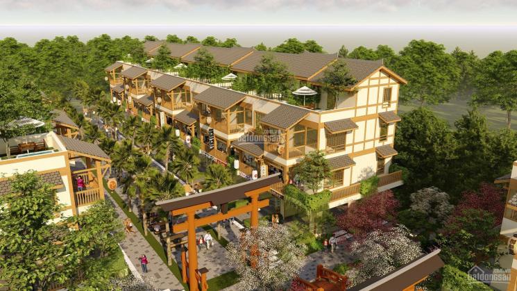 Bán căn shoptel LK, BT Wynham Thanh Thủy, Phú Thọ nhìn trực diện Sông Đà giá 3.8tỷ 75m2 ảnh 0