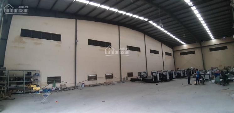 Kho giá rẻ chỉ 80ng/m2 cho thuê nhà kho Quận 7 đường Nguyễn Văn Quỳ gần cảng Cát Lái ảnh 0