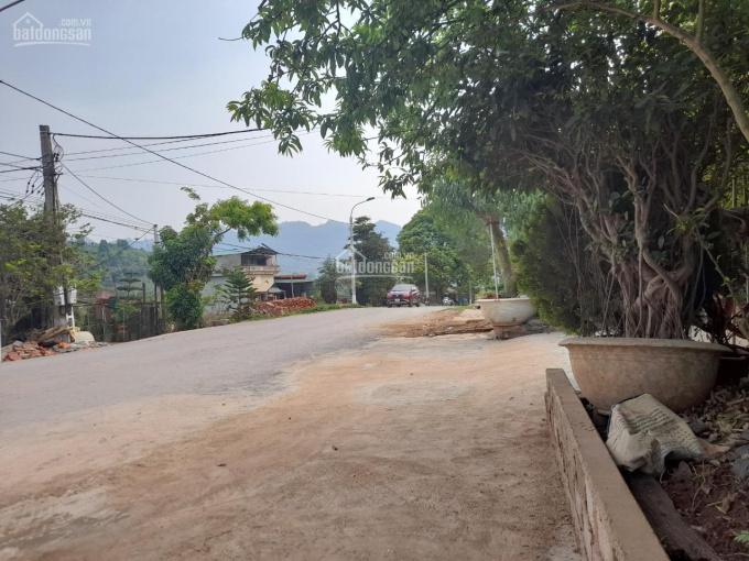Bán nhanh lô đất 2 mặt tiền, mặt đường QL43, gần chợ, trên đường đi cửa khẩu Loong Sập - Mộc Châu ảnh 0