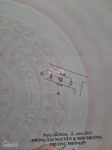Bán nhà mặt đường Lai Xá, lô góc, đường ô tô tránh, kinh doanh, 60m2 MT 12m làm 3CH cho thuê ảnh 0