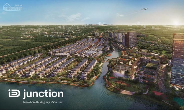 Mở bán GĐ1 khu đô thị sinh thái ID Junction MT Phạm Văn Đồng TT Long Thành Đồng Nai. LH: 0902926994 ảnh 0