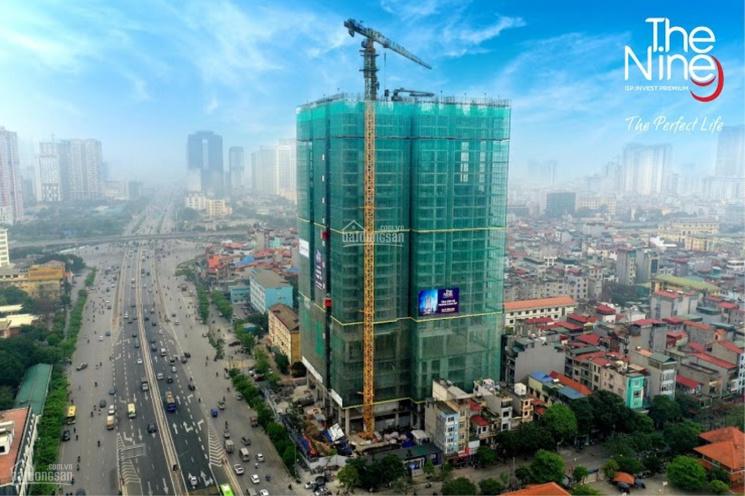 Trực tiếp chủ đầu tư mở bán Chung cư cao cấp The Nine- số 9 Phạm Văn Đồng, Cầu Giấy, Hà Nội- 40tr/m ảnh 0