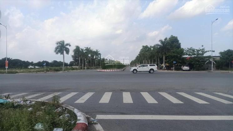 Bán lỗ đất mặt tiền hùng vương nối dài P6, TP Tân An. LH 0763944568 gặp Yến thương lượng giá cả ảnh 0