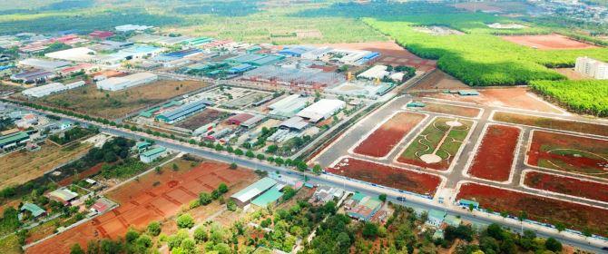 Đất nền KĐT Ân Phú, Tp Buôn Ma Thuột, Đak Lak. DT: 100m2, giá chỉ từ 22tr/m2 ảnh 0