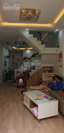 Cần bán nhà Lê Quang Định hẻm 1 sẹc, kết cấu 1T 1L, 2PN diện tích 45m2, sổ hồng riêng ảnh 0