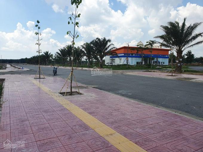 Bán đất huyện Nhơn Trạch, Đồng Nai, mặt tiền 25C, kết nối từ cát lái về sân bay, giá 1,3 tỷ ảnh 0