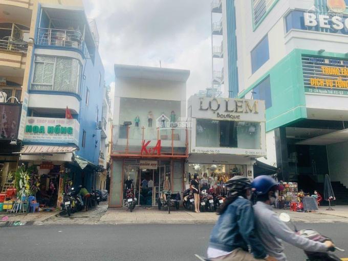 Cho thuê nhà góc 2 mặt tiền Nguyễn Trãi, Q. 5 gần Lê Hồng Phong 4,2x18m 1 trệt, 1 lầu, 50 tr/tháng ảnh 0