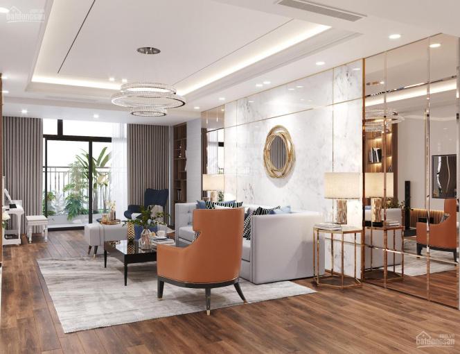 Bán căn hộ Sky Villa 4PN chung cư Discovery 302 Cầu Giấy, hướng Đông Nam view trọn Hồ Tây 38 tr/m2 ảnh 0