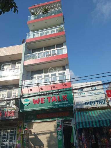 Cho thuê tòa nhà 5x14m, vị trí kinh doanh sầm uất ảnh 0